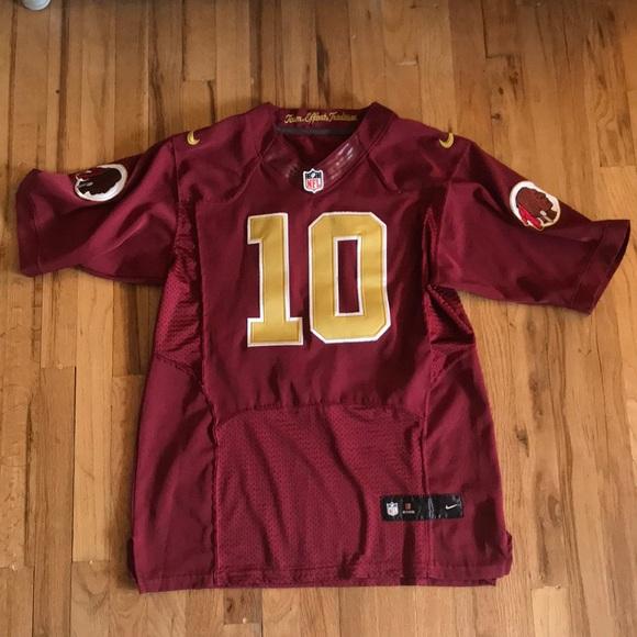 Robert Griffin III Washington Redskins Jersey